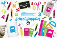 SRMS School Supplies