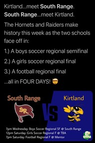 South Range Meet Kirtland