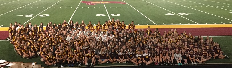 2017 Fall Athletes
