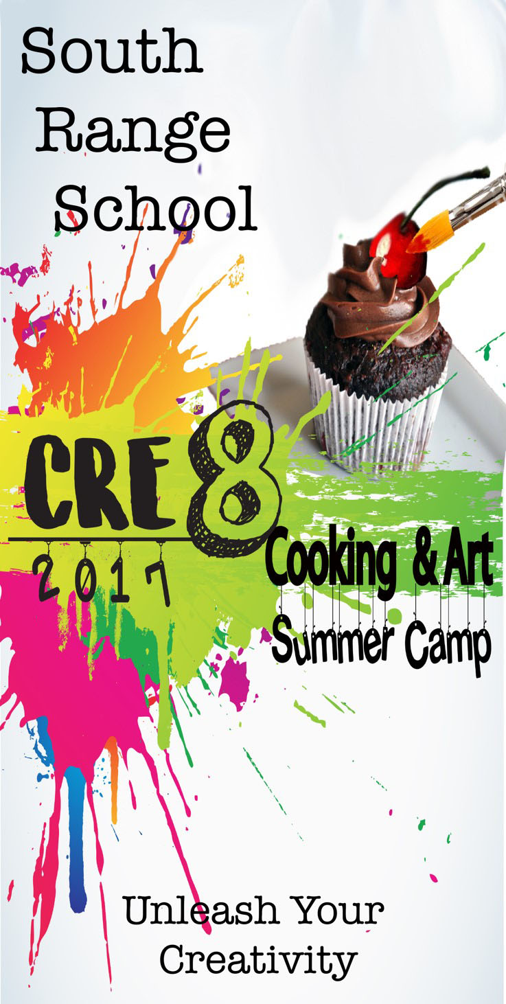 CRE8 Summer Camp